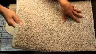 видео Теплый пол под ковролин: водяной пленочный и электрический