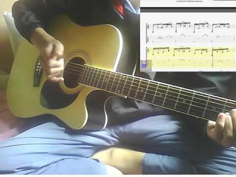gravity  - sungha jung  Standard Tuning