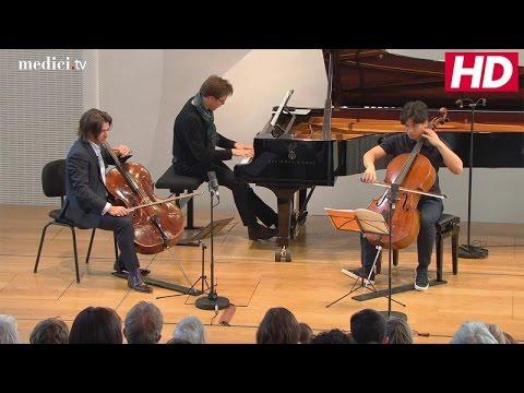 Master Class: Gautier Capuçon - Sergei Rachmaninov, Sonata for Cello and Piano in G Minor, Op. 19