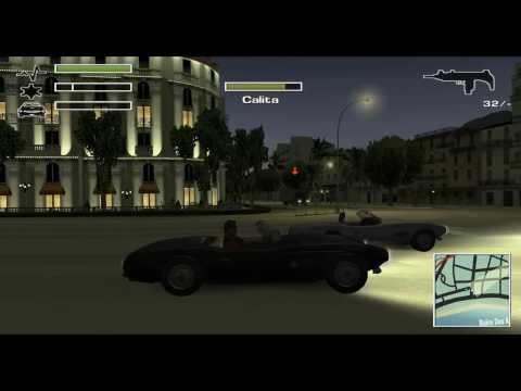Driv3r PC Walkthrough - Nice Mission 7:  Calita in Trouble