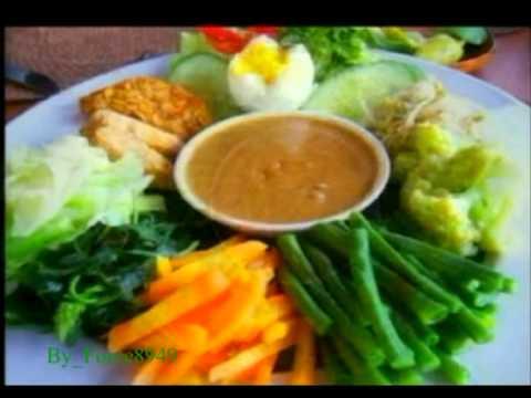 อาหารประเทศอินโดนีเซีย กาโด กาโด Force8949