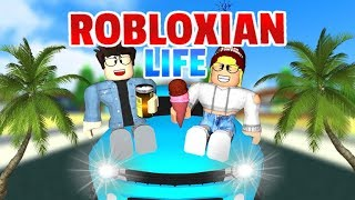 Roblox: My first video Robuxian Life