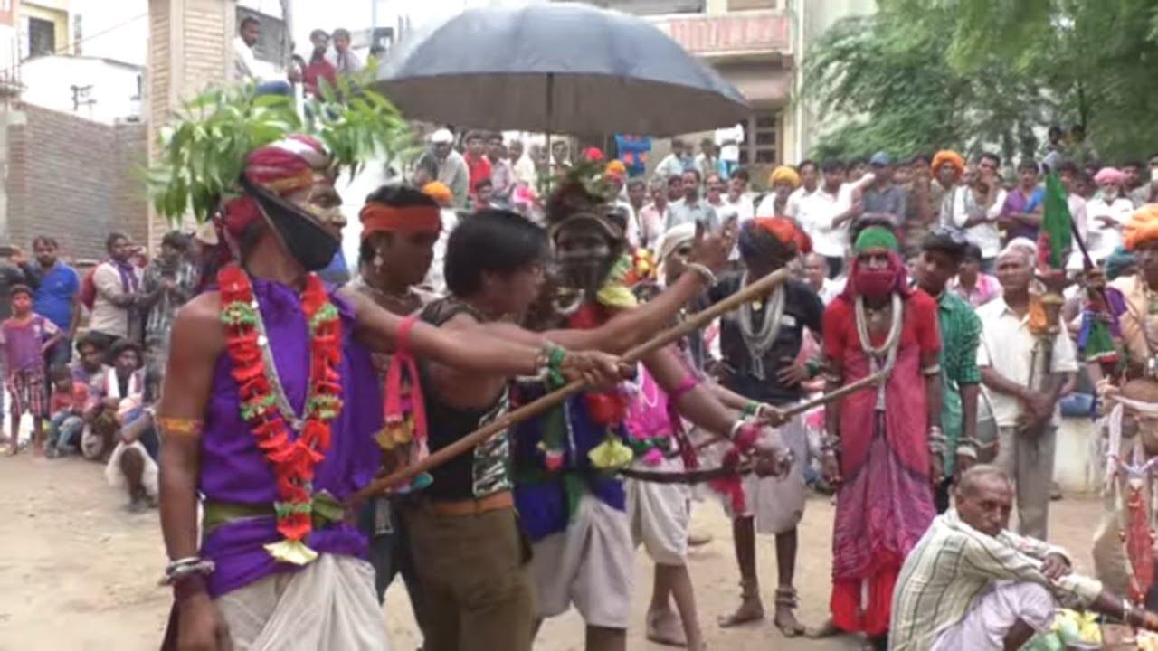 Download मेवाड़ का प्रसिद्ध गवरी नृत्य     राई का खेल    राजस्थानी गवरी !! Rajasthani Gavri