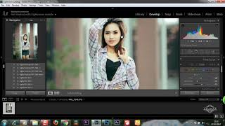 Lightroom Tutorial How to Make a VSCO Preset 007