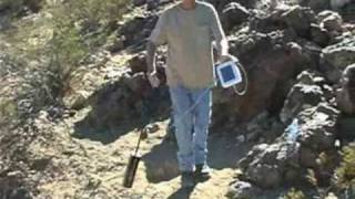 gold metal detector pinpointer pro introduction gold mine