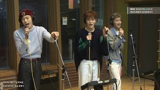 Gambar cover [Live on Air] NCT U - WITHOUT YOU, NCT U (도영, 재현, 태일) - WITHOUT YOU [정오의 희망곡 김신영입니다] 20160421