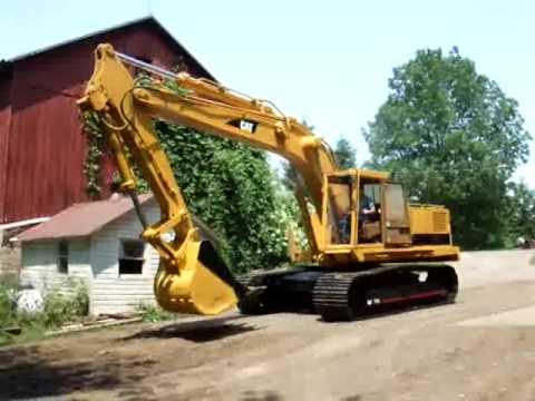 1980 CAT 235 B Excavator - SOLD