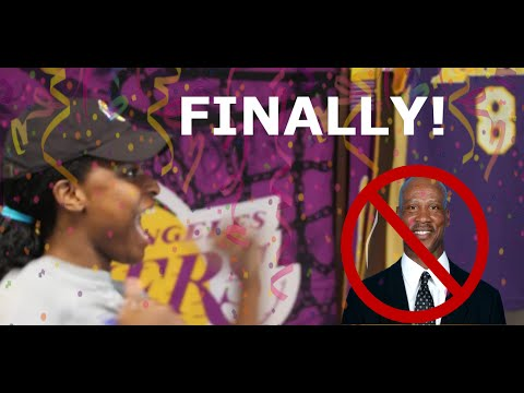 Lakers Fans FINALLY have something to dance about (Byron Scott FIRED!)