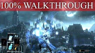 Dark souls 3 sorcerer 100% walkthrough guide part 1 how to get good gear early