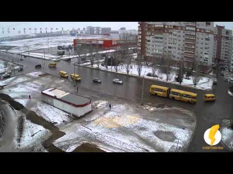 ДТП (авария) ул. Химиков 28-01-2015 07-53из YouTube · Длительность: 31 с