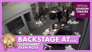 Glengarry Glen Ross: Interval set change time-lapse