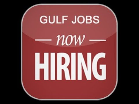 how to get job in Gulf countries