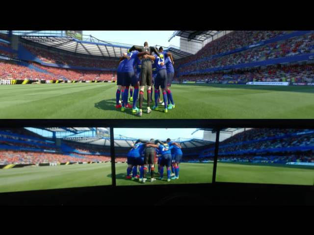 Fifa 17 Eyefinity (3 Monitores)