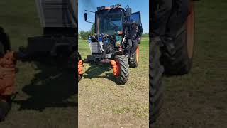 трактор мтз турбо бизон трек шоу 2018