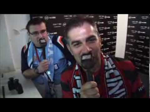 ALeague TV   ZONE  SydneyDerby  Commentary