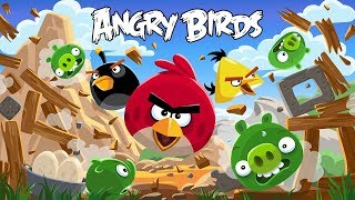 Angry Birds Classic IPAD Gameplay #1 HD 2018 | New Characters and Stages