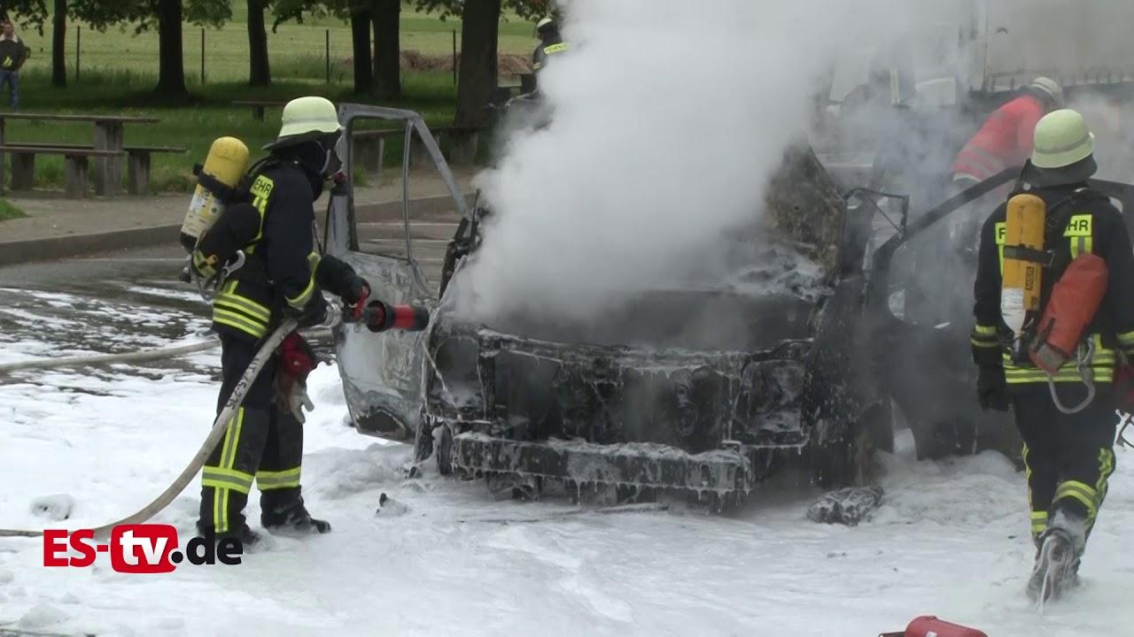 Weilheim: Wohnmobil von Bares-für-Rares-Star ausgebrannt