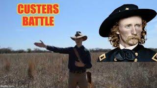 Battle Of Washita River Battlefield Tour