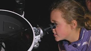 Кенийских школьников приобщают к астрономии (новости)