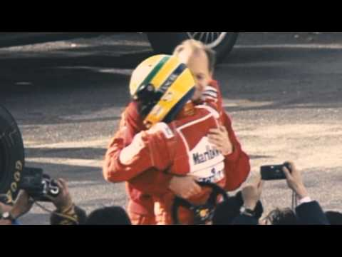 Tribute Ayrton Senna