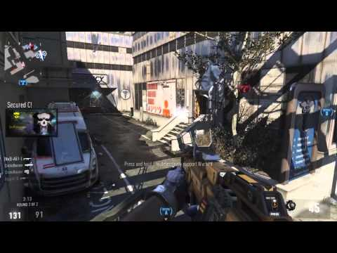 Call of Duty: Advanced Warfare - 33 and WHAT?! - Oculus Rift and CES