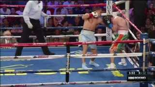 Golovkin vs Macklin:  Highlights and Knockout Breakdown
