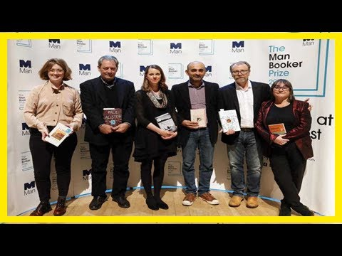 British and us authors vie for man booker prize News Today
