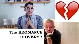 charles gross and peter monn messy bromance breakup trisha is a liar says staynegative