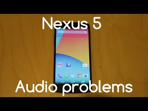 Nexus 5 Audio Speaker problems and solutions - Androidizen