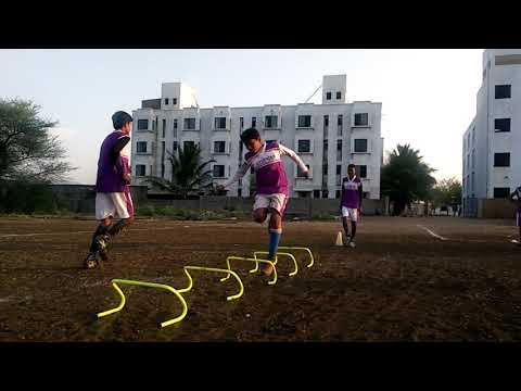 ATHENIAN FOOTBALL TRAINING