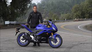 2019 Yamaha YZF-R3 Press Introduction Ride And Review