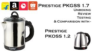 Prestige PKGSS 1.7L 1500W Electric Kettle