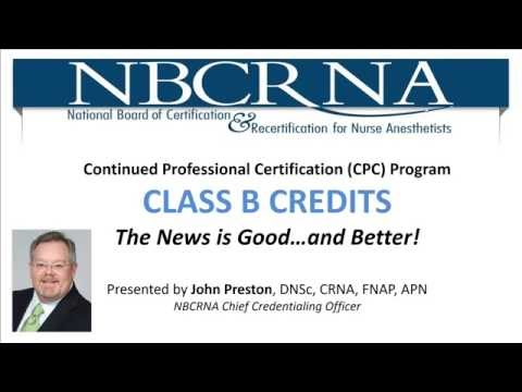 Class B Credit