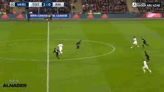 اهداف مباراة توتنهام و ريال مدريد كاملة | Tottenham Hotspur - Real Madrid 3-1