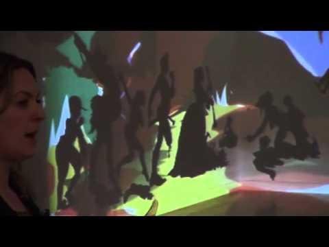 Darkytown Rebellion- Kara Walker