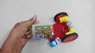 Line Follower Robot Using Arduino - Arduino Project Hub