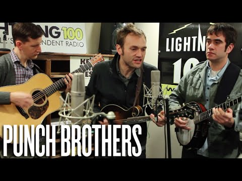 Punch Brothers - Boil Weevil - Live at Lightning 100
