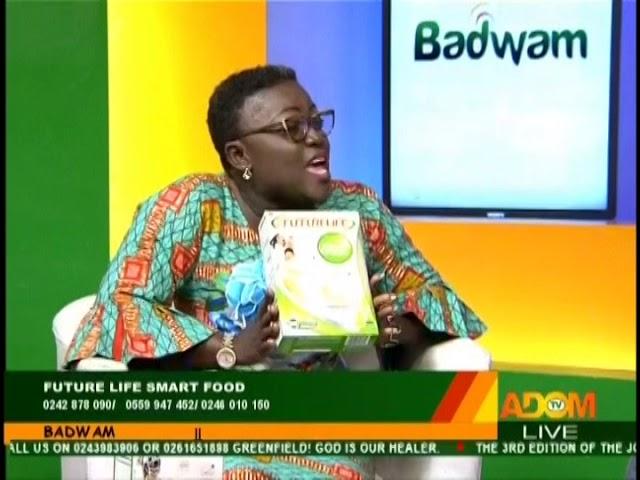 Future Life Smart Food - Badwam on Adom TV (18-10-18)