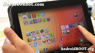 Android 4.3 ROM + Root for Nexus 10!