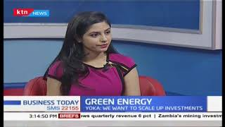 How to scale Green Energy Projects in Kenya | Business Today Discussion