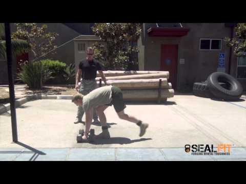 Two Full-Body SEAL Training  Exercises by SEALFIT Founder Mark Divine