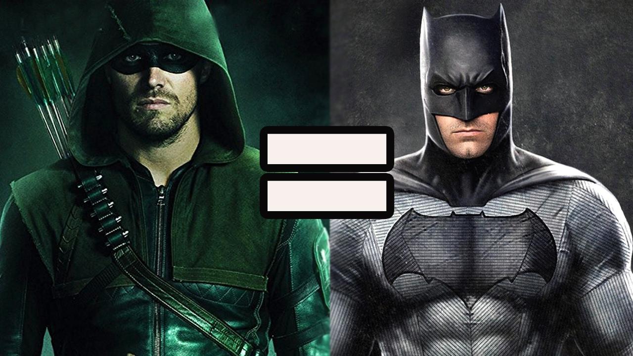 Znalezione obrazy dla zapytania arrow batman