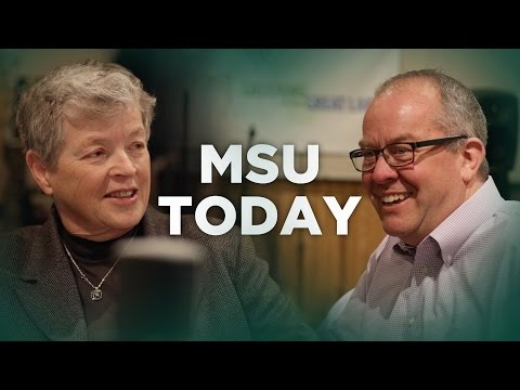 MSU Today on News/Talk 760 WJR