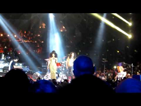 Slank Feat Dira Sugandi I Slank U concert in Ritz Carlton Jakarta