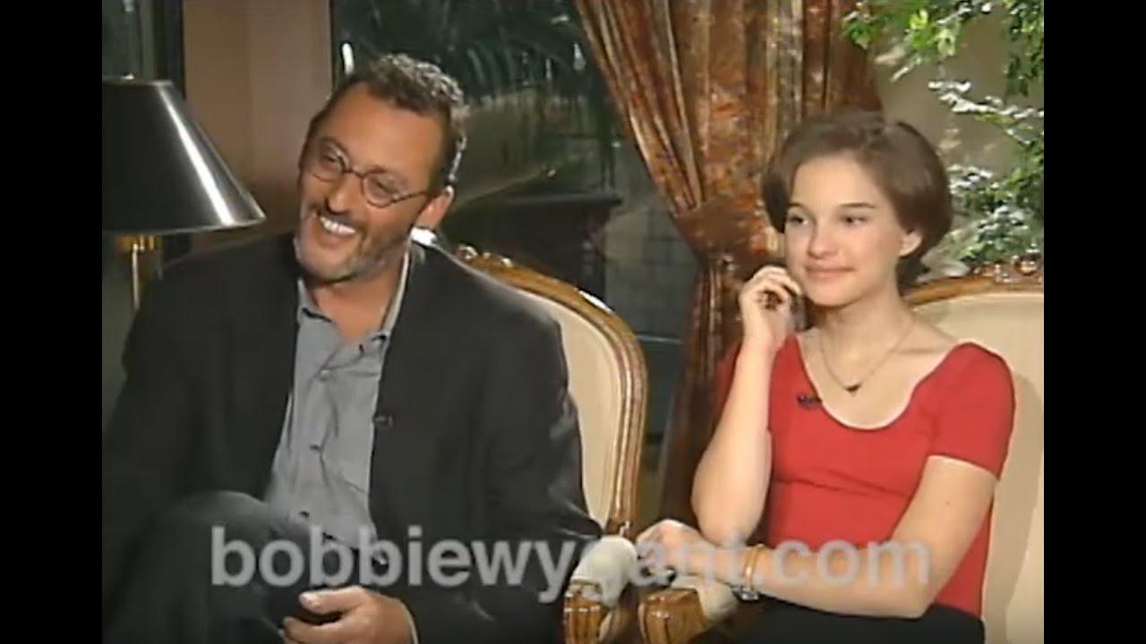"Download Natalie Portman & Jean Reno ""The Professional"" 1994 - Bobbie Wygant Archive"