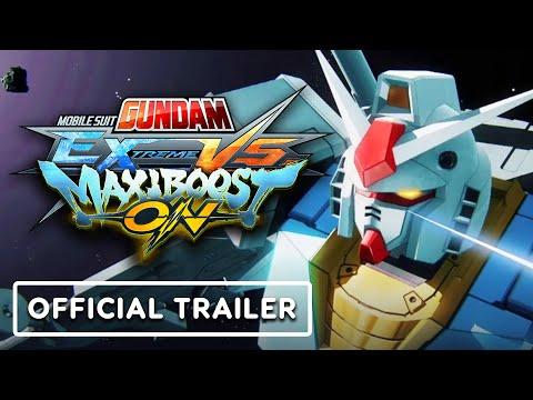 mobile-suit-gundam-extreme-vs.-maxiboost-on---every-mobile-suit-trailer-|-summer-of-gaming-2020
