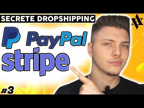 Shopify Dropshipping Romania - Cum Setezi Stripe si PayPal thumbnail