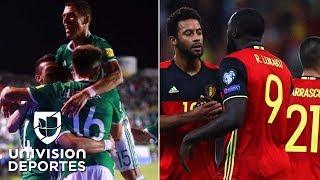 Top 5 | Los mejores goles entre México y Bélgica