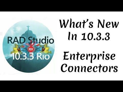 What's New in 10.3.3 - Enterprise Connectors and Other Enhancements