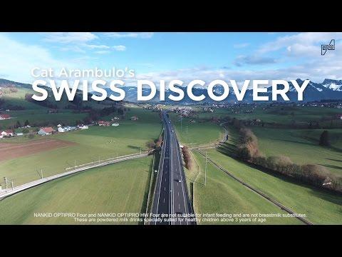 SWISS DISCOVERY | Cat Arambulo-Antonio